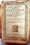 Biblie de Oradea in limba Maghiara din MDCLX